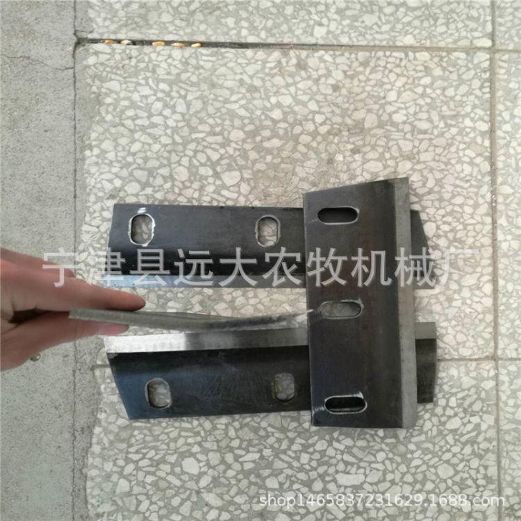 青贮机刀片 牧�纳衽I�大睿汉12双圆盘背负式青储收割机锯齿刀片