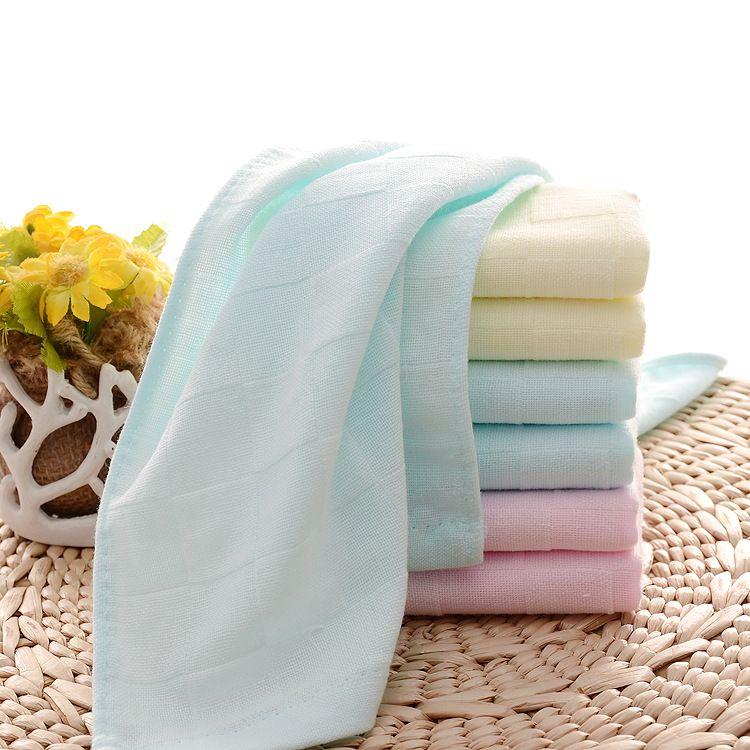 婴儿纱布浴巾 纱布包被包单纯棉纱布正方形浴巾 95*95婴童批发