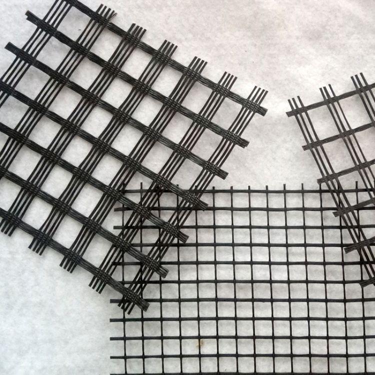 厂家直销现货玻璃纤维土工格栅 可加工定制玻璃纤维土工格栅
