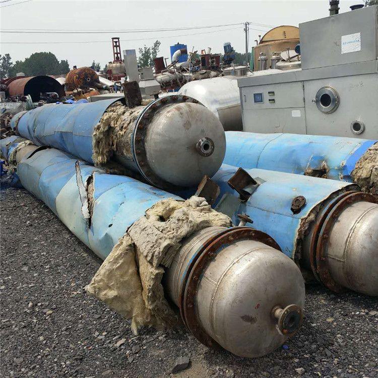,单效双效,三效,多效降膜式蒸发316材质1T-80T四效五体浓缩蒸发器