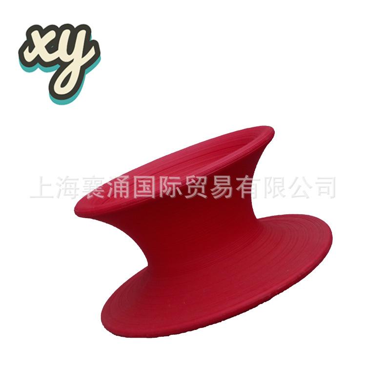 滚塑塑料PE椅子室内外均可使用 放松娱乐陀螺椅 户外休闲运动