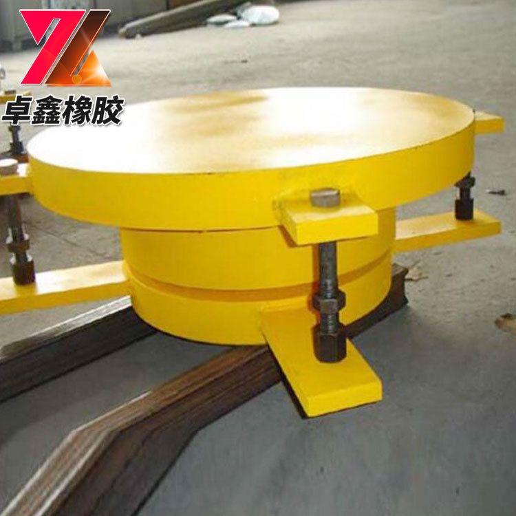 网架钢结构橡胶支座 抗震双向活动球型支座GPZ盆式支座型号