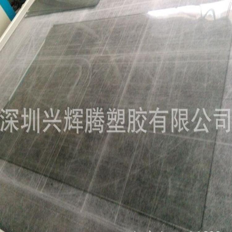 厂家直销PVC透明软玻璃桌布 PVC塑料板 防水桌布 软质透明水晶版