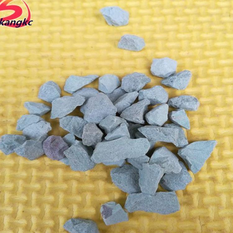 厂家供应多肉土绿沸石防腐烂根 小粒3-6毫米