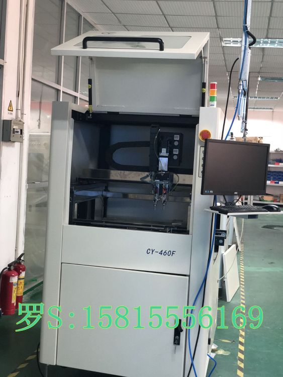 三轴涂覆机 选择性涂覆机厂家 深圳涂覆机设备 广东三防漆喷涂机