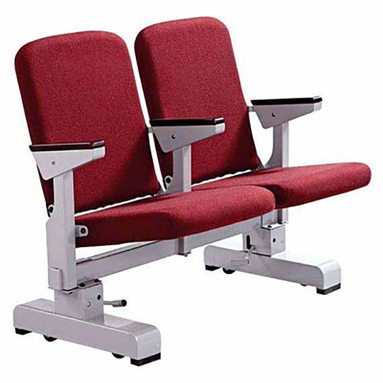 厂家直销礼堂椅报告厅豪华座椅 培训会议椅大厅等候椅电影院座椅