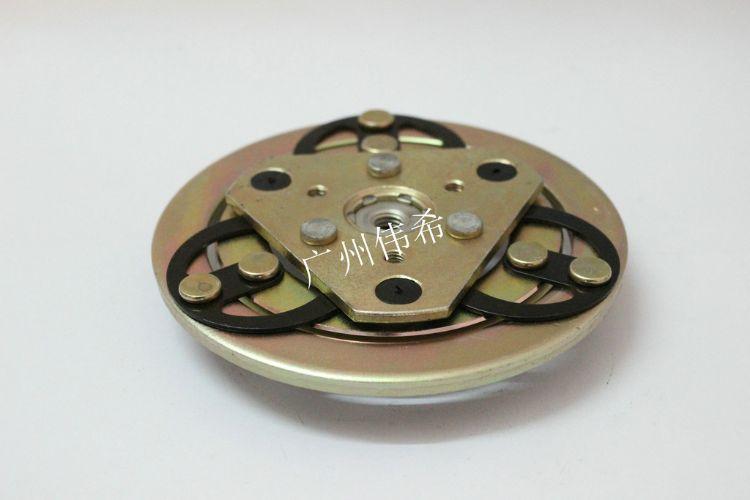 厂家直销DCW17D 4PK空调电磁离合器 适用于奥迪200C3V4离合器