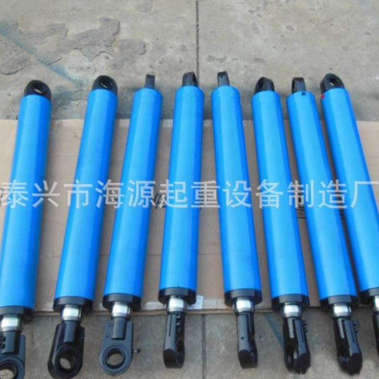 厂家专业定制双作用多节电动液压油缸分离式伸缩液压缸
