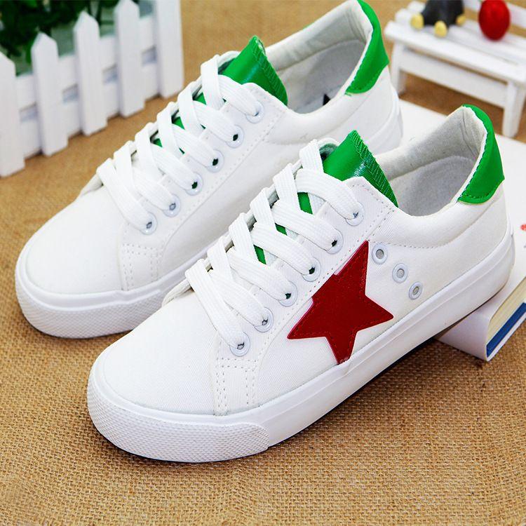 秋季新款单鞋 男女帆布鞋  厂家直销一件代发