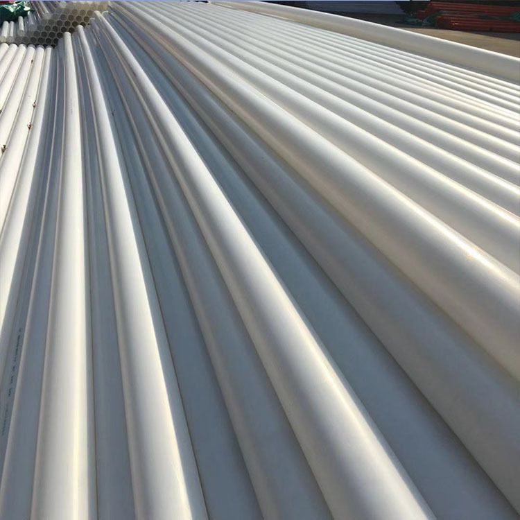 杭州PE电力实壁管  PE通信管 PE电力通讯塑料管 穿线管102