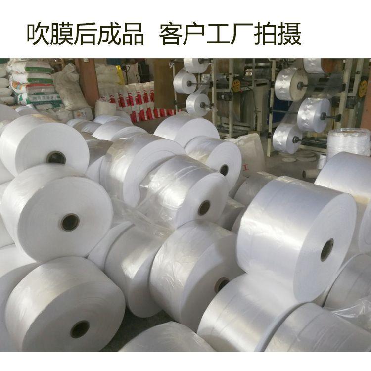 PE薄膜吹膜机 靠背式收卷背心袋平口袋吹膜机 瑞安机械厂家