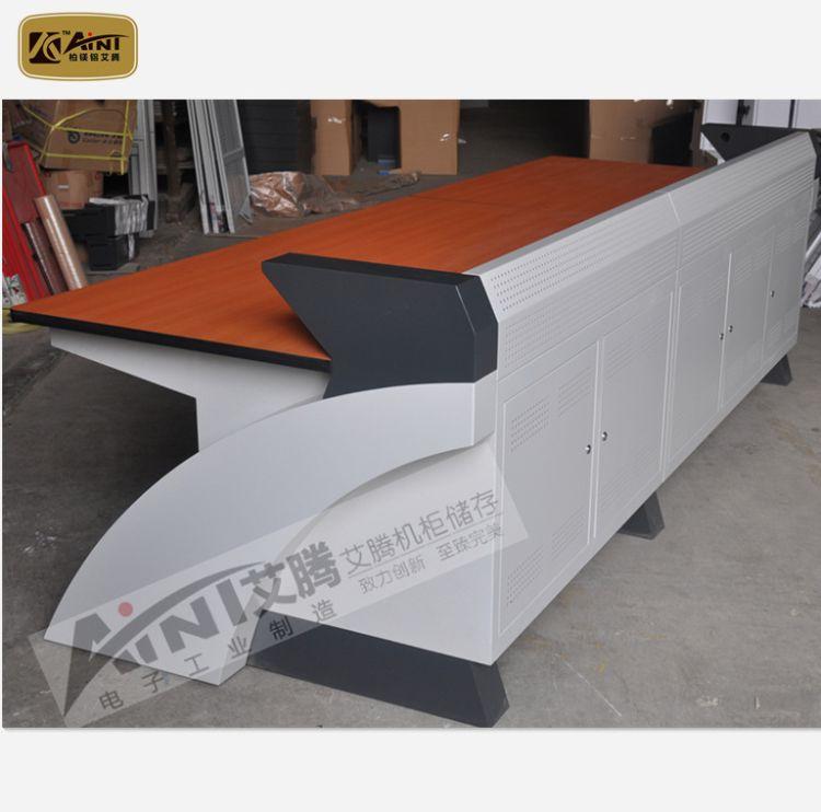 集成监控系统调度台  调度台生产厂家 做工细腻 监控控制台