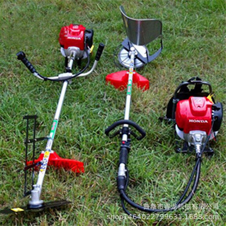 小型旋耕割草机 背负式割草机厂家多功能农用松土旋耕机