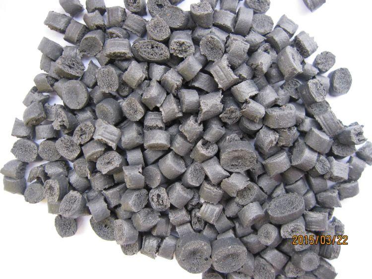 hips再生颗粒 再生料 机壳料 灰色改苯料
