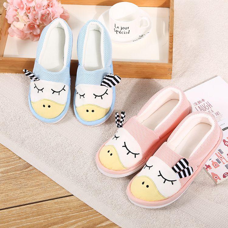月子鞋春秋包根产后室内厚底春夏薄款夏季孕妇拖鞋 夏季产妇鞋