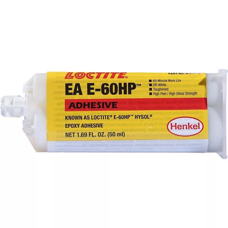 汉高乐泰Loctite E-60hp胶水绝缘环氧树脂AB胶水50ml(含增票)