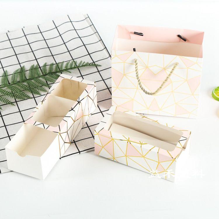 彩色纸质包装盒印刷 产品包装盒 食品包装纸盒定制LOGO
