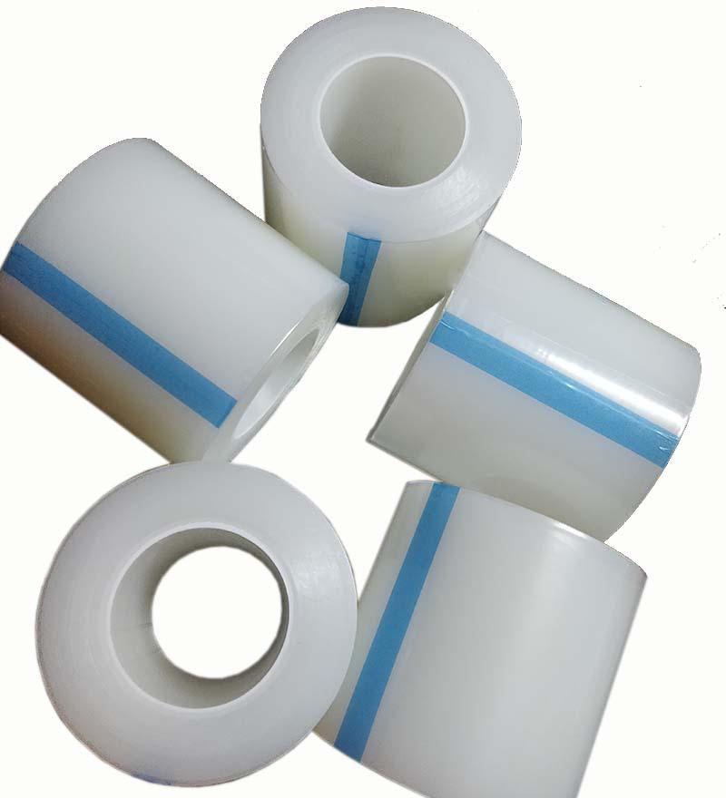 厂家直销PE保护膜 塑胶板贴膜专用 电子板平面保护膜订制加工