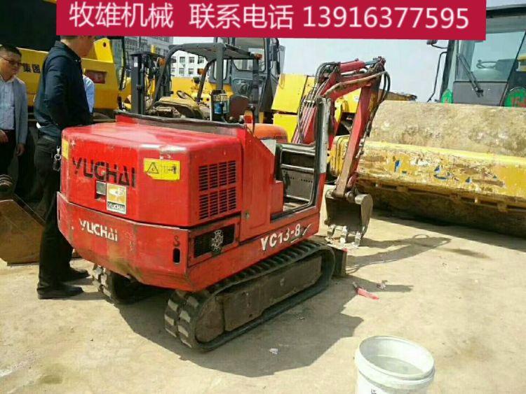 二手小型35挖机价格 二手小挖掘机