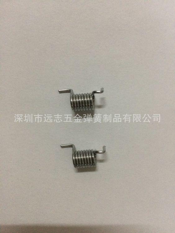 厂家定做 不锈钢压缩弹簧  拉伸弹簧 扭力弹簧 异形弹簧