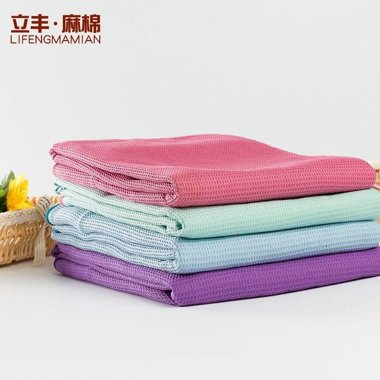 菠萝格硅胶点点瑜伽铺巾 机洗瑜伽垫超细纤维TT格瑜伽毛巾