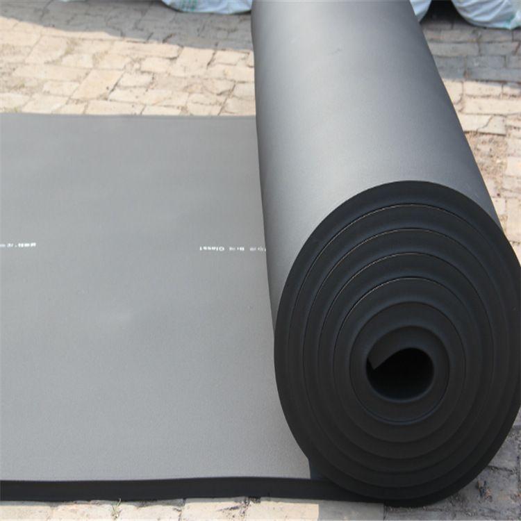 厂家直销橡塑板 B1 B2级橡塑保温板 隔音 隔热
