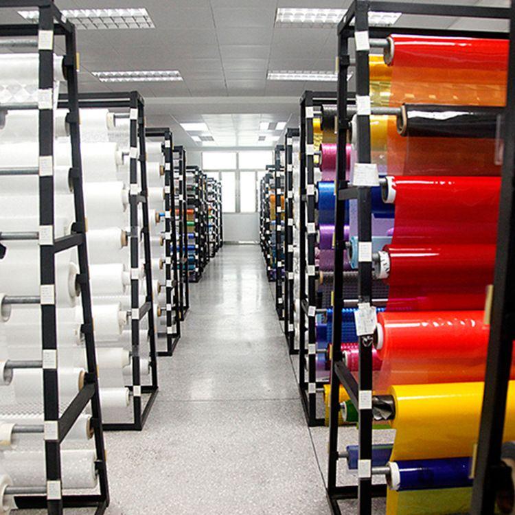 厂家直销PEVA膜环保无害PEVA凹版印刷膜PEVA机印膜可定制