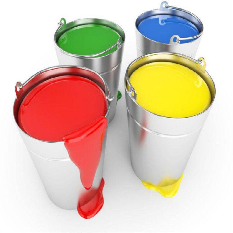 厂家直销水性防锈漆  机械设备烤漆  金属漆 银粉漆  水性油漆