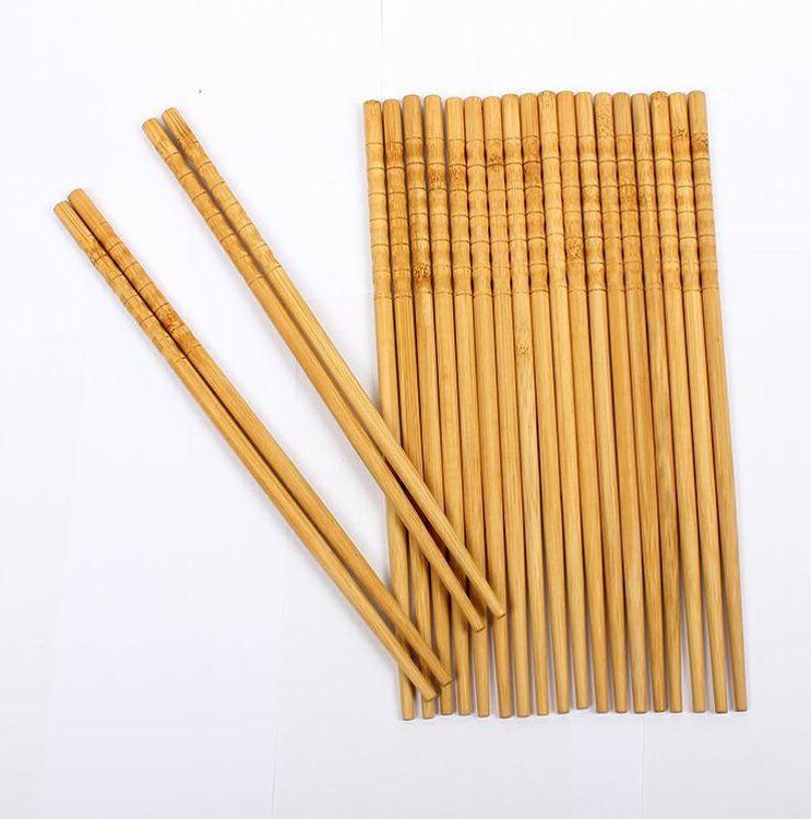 筷老大葫芦筷无漆酒店花瓶筷高档碳化工艺筷竹制无漆筷子环保筷子