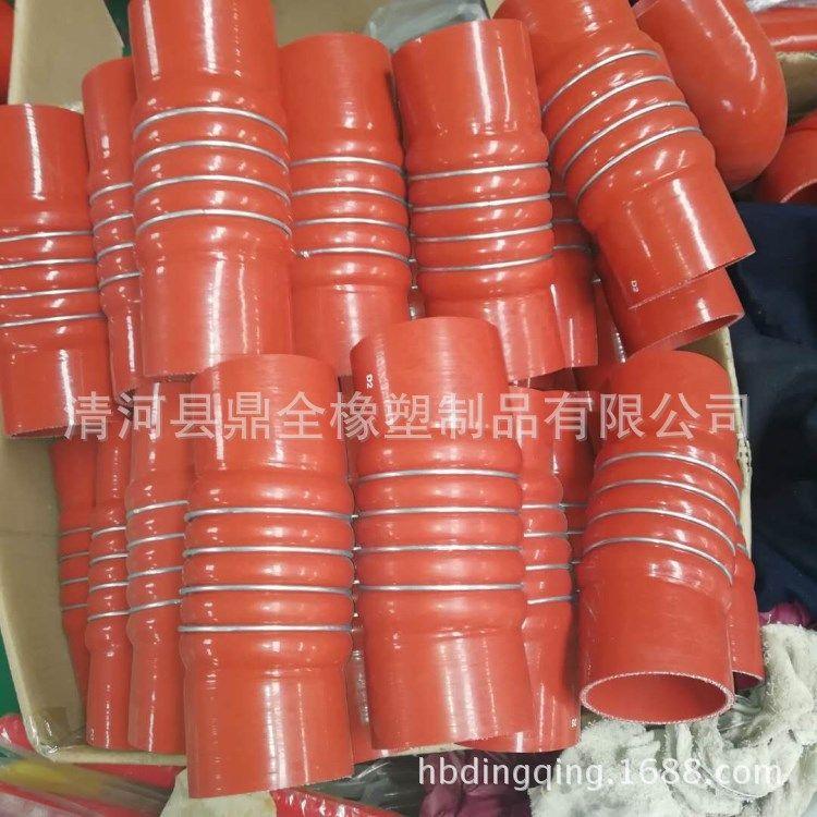 耐温耐压连接管大口径硅胶管 定制硅胶管 高抗撕硅胶管专业厂家