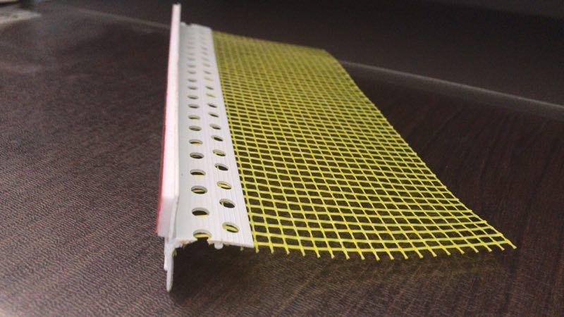 加网护角折弯条 建筑装饰护角条 室内阴阳角 被动房门窗连接线