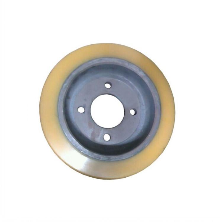 厂家热销 开模订制 多款供应 诚信商家 质量保证  铝心聚氨酯轮