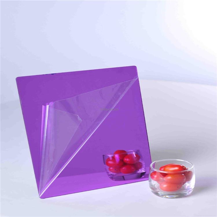 浇铸有机玻璃亚克力色板吸塑板透明板热销亚克力深加工制品