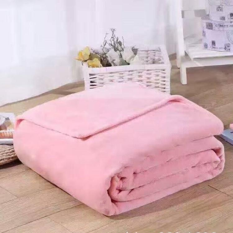 影楼进店礼 点赞礼品 成人毛毯 儿童毯 促销手机店贵族绒毯子