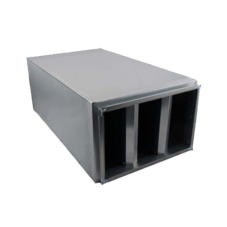 冠德消声器抗阻复合风机消声器风管生产冠德风管消声器加工定制