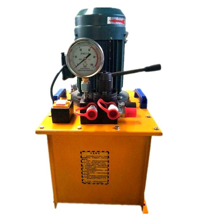 厂家直销超高压电动油泵液压油泵双油路可来图定制根据要求定做液压本双作用超高压非标液压系统高低压组合泵液压泵油泵手动电动