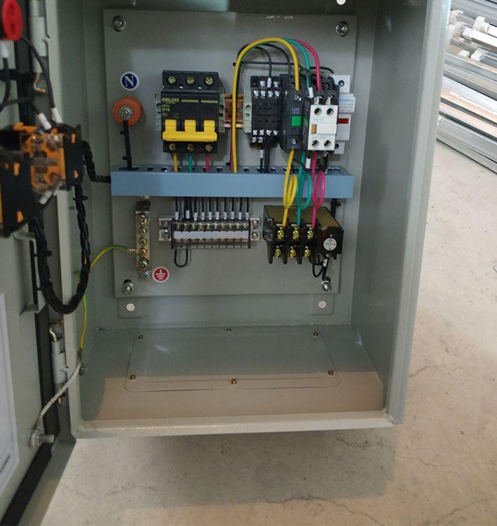 风机配电箱控制箱 轴流风 机排烟风机配电箱 厂家直销 可以定制