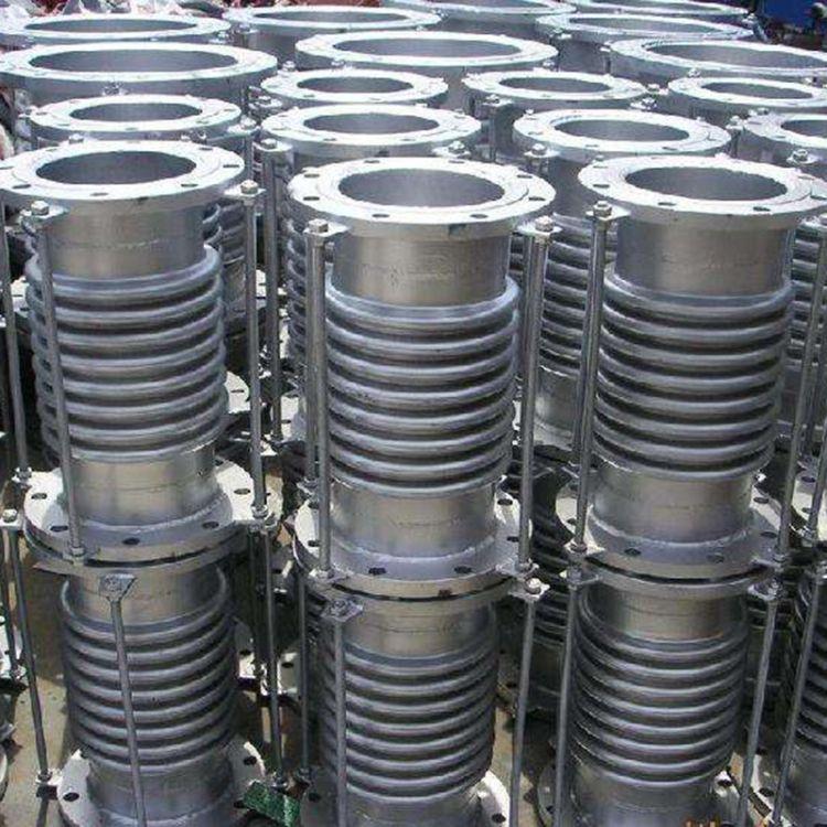 直销钢制伸缩器 法兰式限位伸缩节  伸缩器 双法兰伸缩节