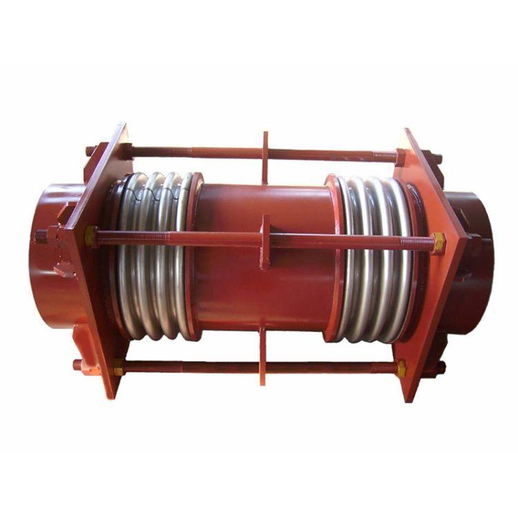 供应钢制伸缩节 限位伸缩器 铸铁伸缩器 双法兰 法兰式限位伸缩节