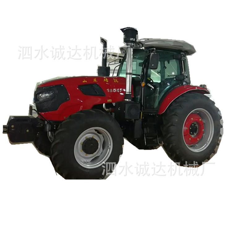 2104旱地田大型多功能四驱拖拉机  空调驾驶室补贴1404拖拉机