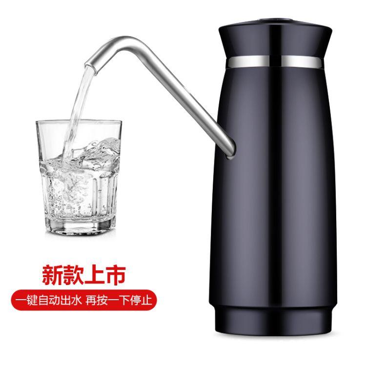 电动抽水器批发充电无线自动上水器桶装水纯净水桶压水器一件代发