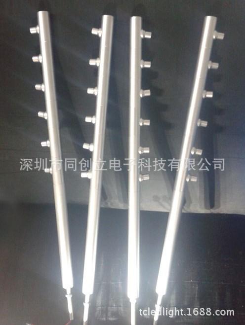 厂家直销珠宝立杆灯 展柜立杆灯 立杆展柜灯 立杆小射灯 珠宝灯