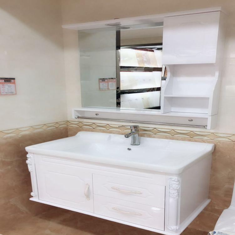 厂家直销pvc沐浴柜卫生间沐浴设备装修家具家居特色卫浴洁具6049