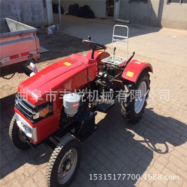 农用四轮拖拉机15-32马力四轮拖拉机 多功能小型拖拉机价格2018