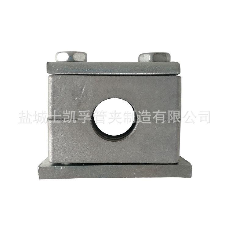 供应JBZQ4513-86重型铝合金管夹 重型管夹 液压管道管夹 铝管卡