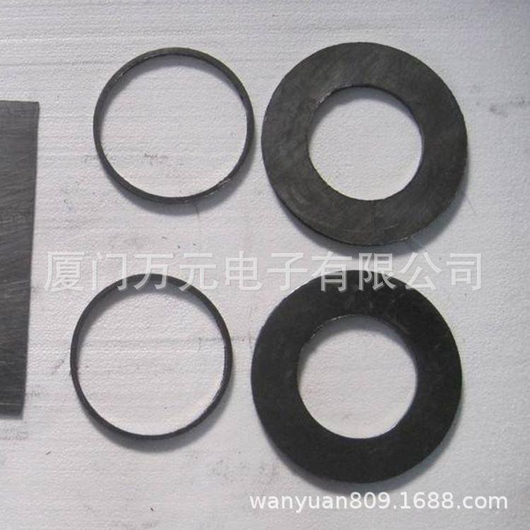 厂家生产法兰石墨垫片 柔性石墨复合垫片石墨尼龙垫圈 绝缘垫片