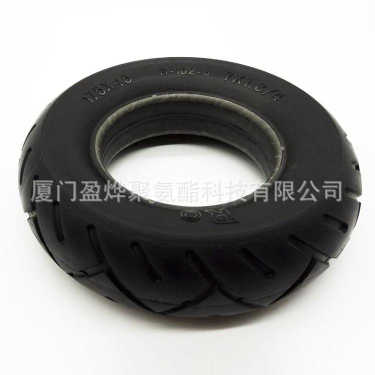 生产供应pu发泡聚氨酯制品 聚氨酯发泡轮胎实心 聚氨酯制品 定做
