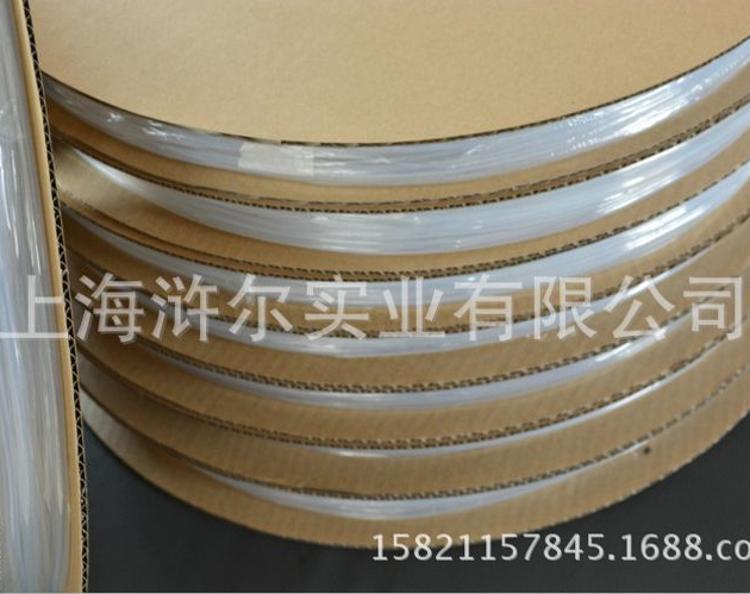 供应耐腐蚀黑色铁氟龙热缩管 耐高温 20mm