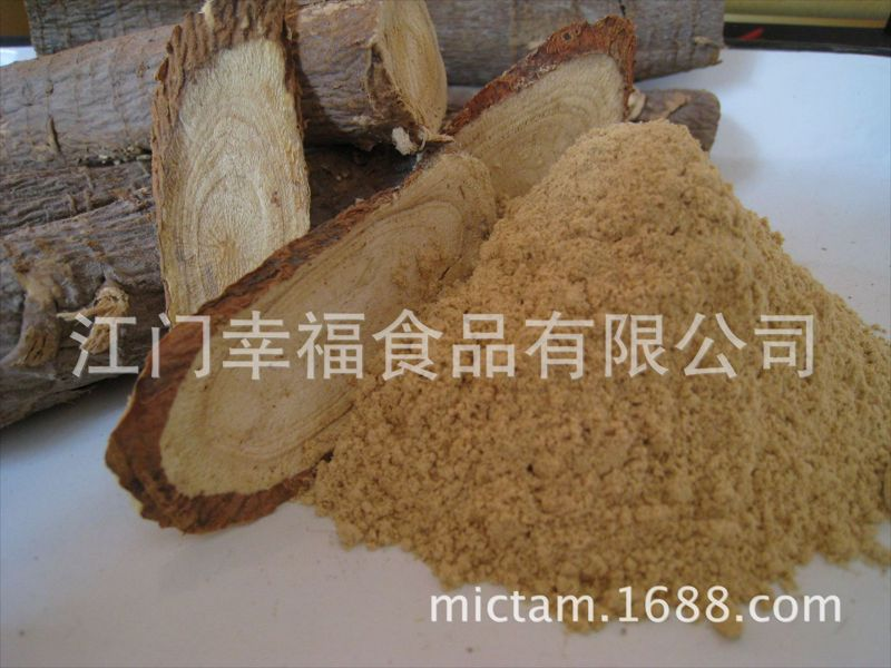天然调味香料 甘草粉 Dried Liquorice Powder