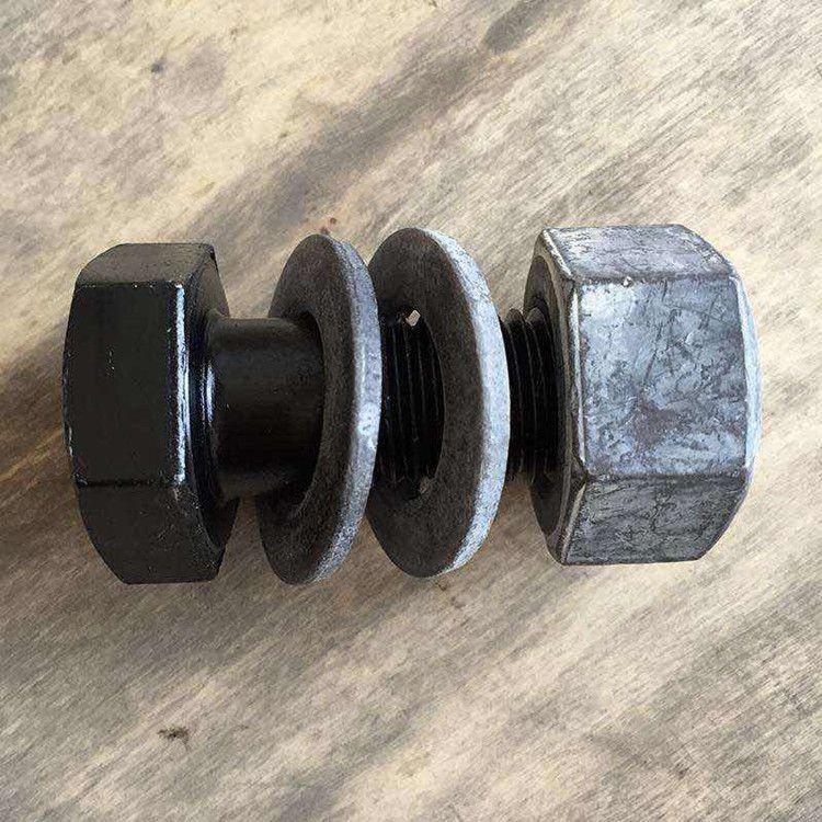钢结构螺栓 钢结构大六角高强螺栓 钢结构连接副螺栓